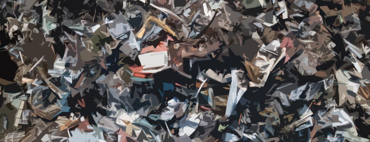 産業廃棄物回収